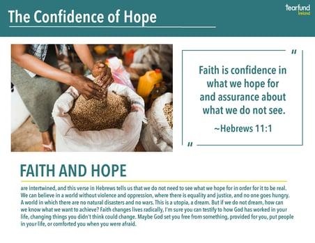 Devo Four-Confidence of Hope 2